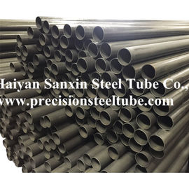 Chiny Carbon / Alloy Material Automotive Steel Pipe Round Shape Max 12m Length dystrybutor
